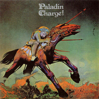 paladin - charge  ( UK 1972 ) vinyl LP re-release