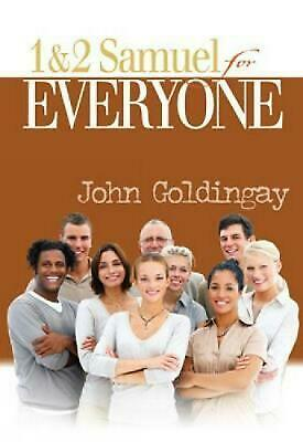 1 and 2 Samuel for Everyone by John Goldingay Paperback Book (English)