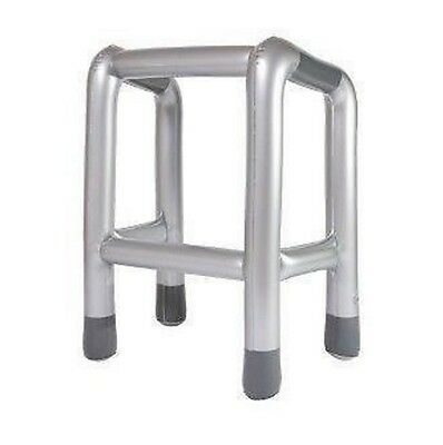 Inflatable Zimmer Frame 40th 50th 60th 65th Birthday Retirement Party Gift