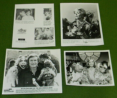The Muppet Show PROMOTIONAL PHOTO LOT Muppets Collectors MUST L@@K