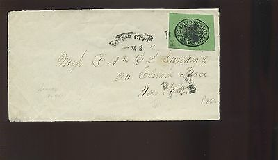 Scott #20L11 BOYD'S CITY Express Post Used Stamp on Cover Front (Stock 20L11-1)