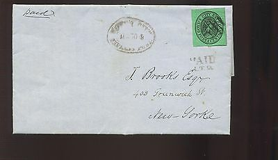 Scott #20L7  BOYD'S CITY EXPRESS Used Stamp On Nice Cover (Stock #20L7-2)