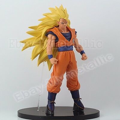 DragonBall Dragon Ball SCultures BIG Super Saiyan 3 Goku 19cm PVC Figure NB #01