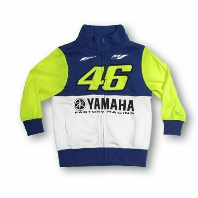 New Official Valentino Rossi VR46 Kids Doctor Hoodie VRKFL 206902