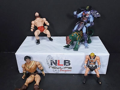 He-man, Conan & Other Toy Lot
