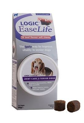 Ceva - Logic EaseLife Senior Treats for Dogs x 28 Pack
