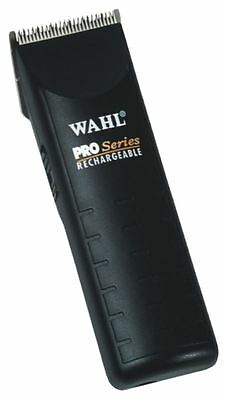 Wahl - Pro Series Mains/Rechargeable Grooming Trimmer Black