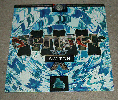 Senser - Switch         UK 12""