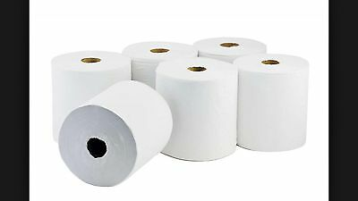 6 rolls x 300 m Centre Feed / pull paper towel Cheap SALE ON...HURRY STOCK LAST