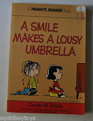 PEANUTS PARADE #17 Comic Strip BOOK  Charles Schulz (Charlie Brown/Snoopy) 1977