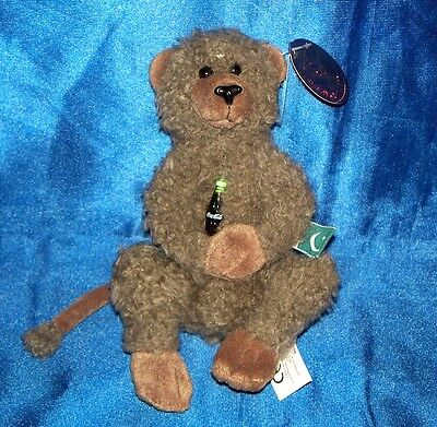 Coca Cola International Collection Croon The Baboon Pakistan Plush 1999 With Tag
