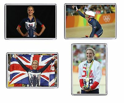Laura Trott Olympics Rio 2016 Fridge Magnet Chose from 3 Images FREE POSTAGE