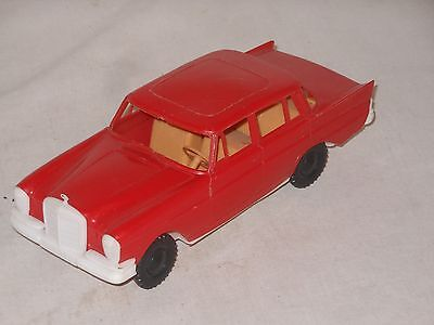 MERCEDES BENZ - S - KLASSE - VINTAGE TOY - 60èr JAHRE - GERMANY - 22 cm - 1:24