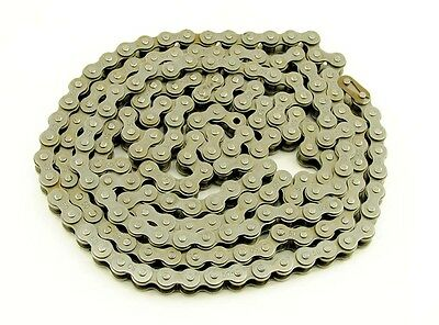 #50 (50-1R) Roller Chain 3 Meters / 10 ft with Master Link - Standard Grade