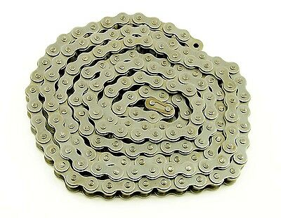 #60 (60-1R) Roller Chain 3 Meters / 10 ft with Master Link - Standard Grade