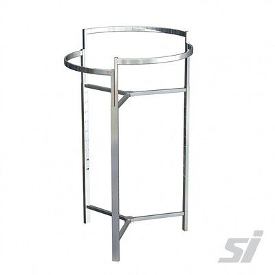 Tri Level Round Ring Rack - Garment Clothes Display Stand fashion store retail