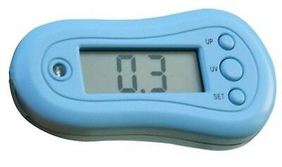 UVA + UVB + UVC LIGHT METER for tanning, light therapy and reptile zoo lamps
