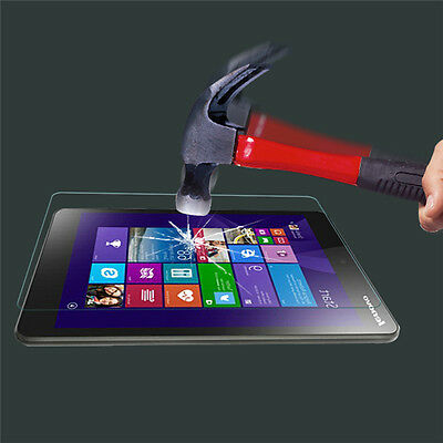 Screen Cover 9H Hard Tempered Glass Screen Protector Case For Lenovo Tab / YoGa