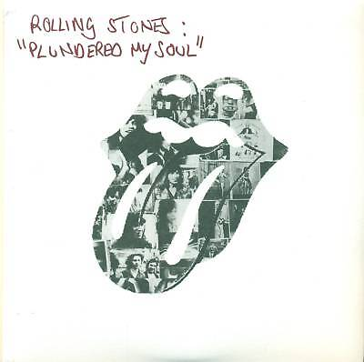 """The Rolling Stones - Plundered My Soul Vinyl 7""""  S4059"""