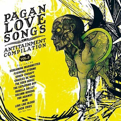 Pagan Love Songs Vol 2 2cd Clair Obscur Ikon Shock Therapy