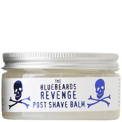 NEW The Bluebeards Revenge Shave Post Shave Balm 100ml FREE P&P