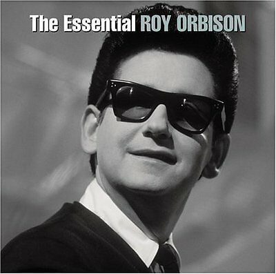 ROY ORBISON THE ESSENTIAL 2CD ALBUM SET (Greatest Hits / Very Best Of)