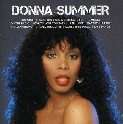 Donna Summer - Icon [New CD]