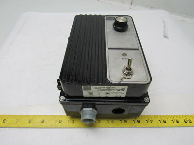 Bodine Electric 855 DC Motor Speed Control 115VAC In 0-130VDC Out