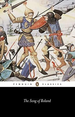 The Song of Roland by Glyn Burgess Paperback Book (English)