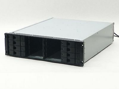 Xyratex Rs-1602 16-Bay Fiber Channel Storage Array+ 2*rs-Lrc-F4-Sbd-4 Controller