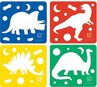Dinosaurs Cookie Cutters - Biscuits Playdough Playdoh Craft Activity