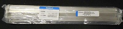 "TIE-DEX BAND-IT 304 STAINLESS STEEL 1/4 x .020 x 14"" A10089 BAG OF 100 Cable Tie"