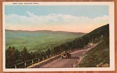 West Side, Mohawk Trail, Mass. Divided Back, Unposted