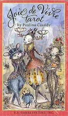 Joie de Vivre Tarot by Paulina Cassidy (English) Free Shipping!