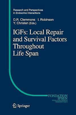 Igfs: Local Repair and Survival Factors Throughout Life Span (English) Paperback