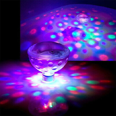Underwater LED Disco Light Show Pond Pool Spa Hot Tub Party Night Light 1005