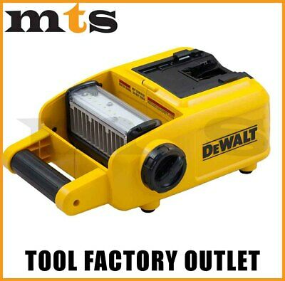 Dewalt Dcl060 18V / 20V Max Cordless Led Work / Area Light Torch