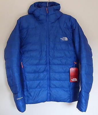 The North Face Mens SUPER DIEZ 900-Fill Pro Down Insulated Jacket Monster Blue M