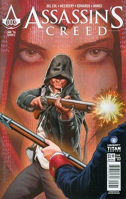 Assassin/'s Creed Templars #6A VF 2016 Stock Image