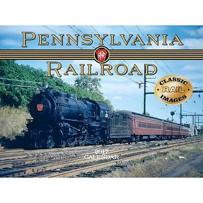 Pennsylvania Railroad Wall Calendar