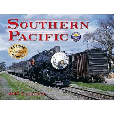 Trains Southern Pacific Railroad Wall Calendar