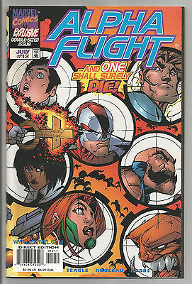 Alpha Flight # 12 * Near Mint