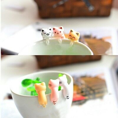 3.5mm Mobile Phone Dust Plug Cute Small  Cat Dustproof Plug  Port Dust Covers