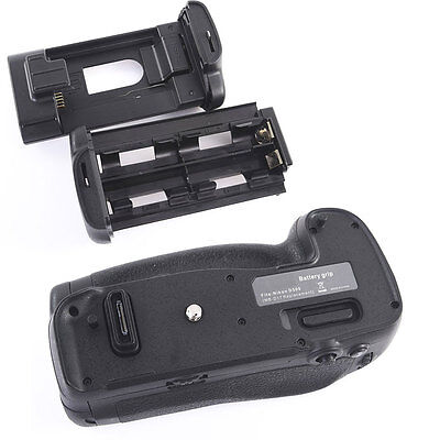 Battery Grip for Nikon D500 Replacement MB-D17 works with EN-EL15 AA Batteries