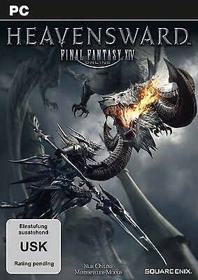 Final Fantasy XIV - A Realm Reborn: Heavensward PC Download Key SQUARE ENIX