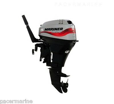 Mariner F 15 Hp Long Shaft Outboard Engine
