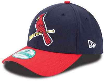best service cb4a9 10ba0 New Era St. Louis Cardinals Baseball Cap Hat MLB League 9Forty 940 ALT2  11001315