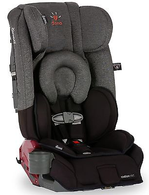 Diono Radian RXT Essex Convertible + Booster Folding Child Safety Car Seat