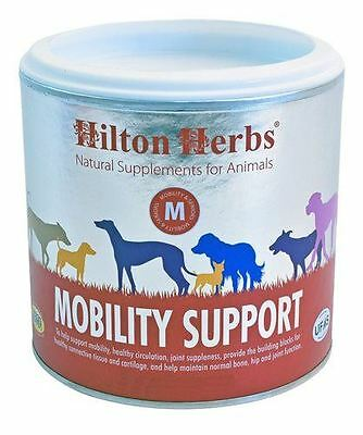 Hilton Herbs - Mobility Support Natural Dog Supplement x 60 Gm Tub