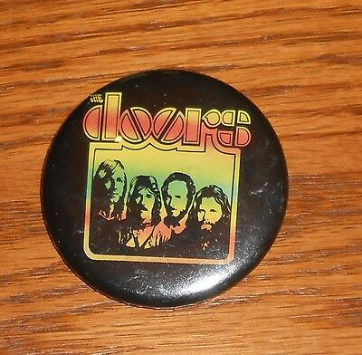 The Doors 80s Pin 2 1/4""